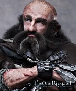Graham McTavish as Dwalin the Dwarf