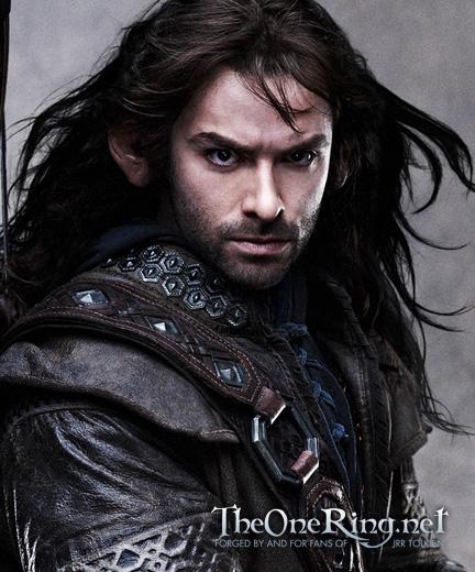 """Debate sobre """"El Hobbit"""" Kili-aidanturner-p"""