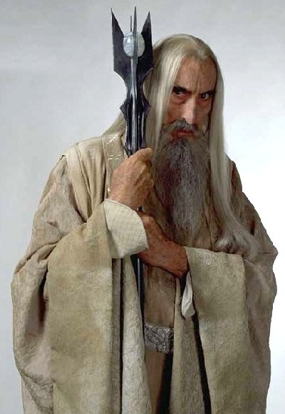 Saruman | Hobbit Movie...