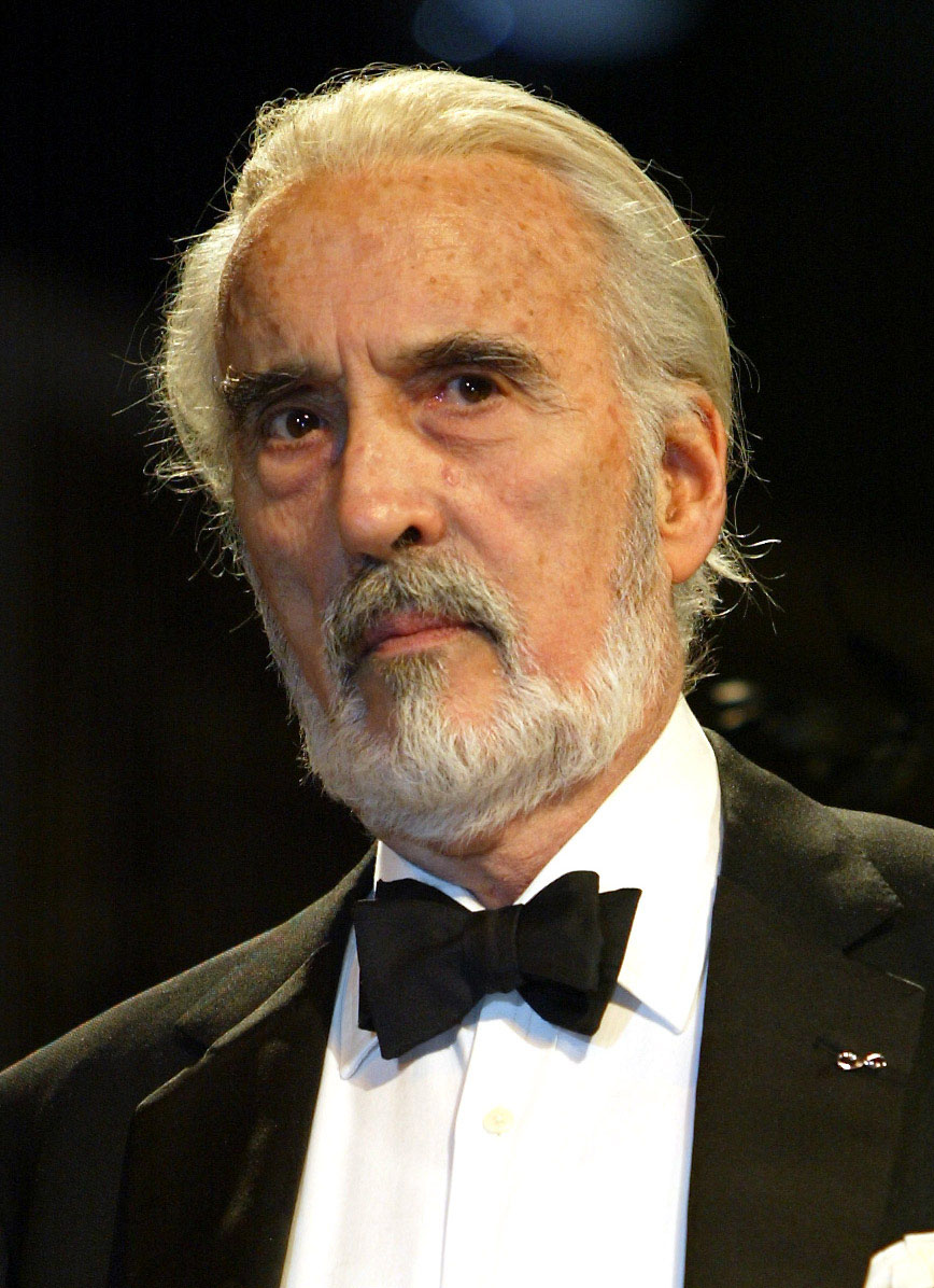 Christopher Lee - Photo Set