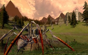 Lord of the Rings Online Book 3 Content Update