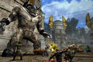 """LOTRO """"Echoes of the Dead"""" Images 07"""