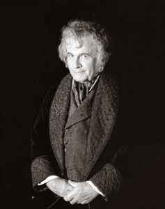 Ian Holm as Bilbo Baggins