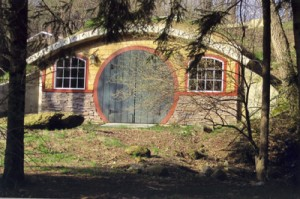 Jim's Hobbit Home Shed