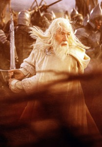 LOtR EE BD GloryGandalf