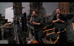 03 The Hobbit Production Video #2 - Andy Serkis Wraps Filming