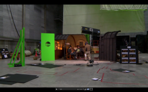 06 The Hobbit Production Video #2 - PJ and Andy on Set