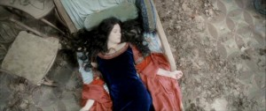Arwen is dying
