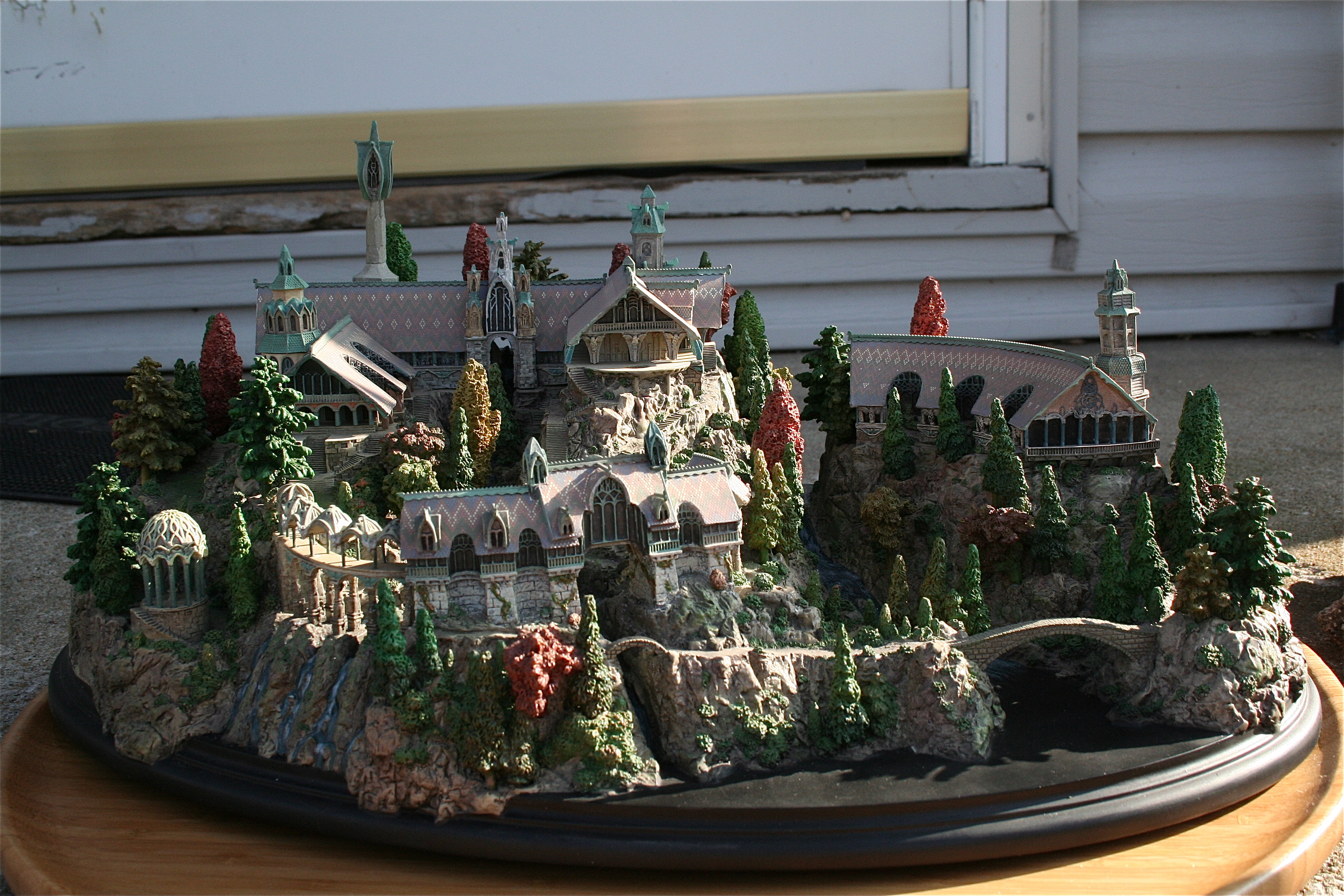 Collecting The Precious Weta Workshop S Rivendell Review