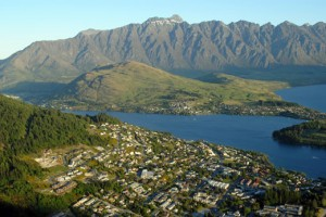 Queenstown overview