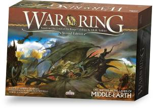 War Of The Ring Second Edition Changes