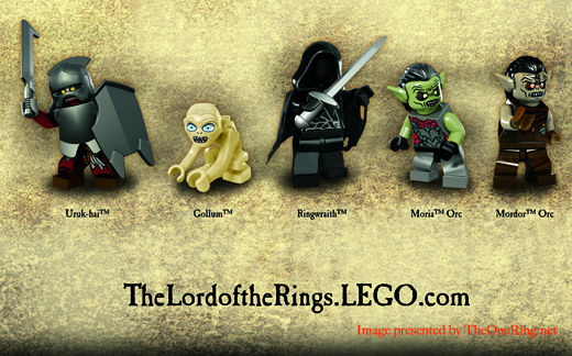 Lord Of The Rings Characters Baddies