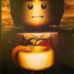 Frodo LEGO Teaser