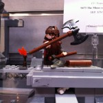 Gimli in  The Mines of Moria LEGO Set