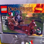 Gandalf Arrives LEGO Set