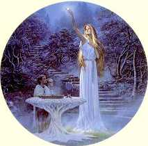 Mirror of Galadriel -