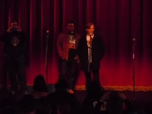 Viggo at Coolidge Theatre