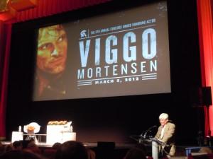 Viggo Mortensen's Coolidge Award