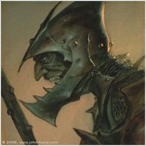 Orc (John Howe)