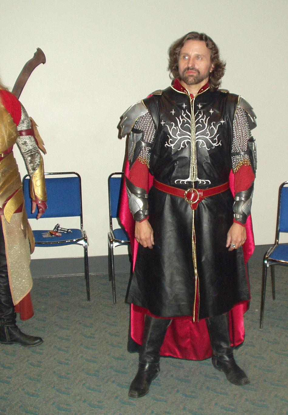 Aragorn King Costume