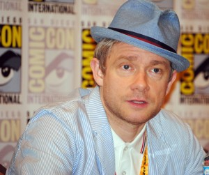 Martin Freeman Comic-Con 2012
