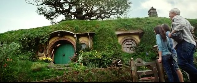 New Zealand Hobbit Hotel Home Decoration
