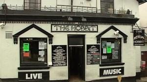 Hobbit pub copyright row Legal fees fundraising event