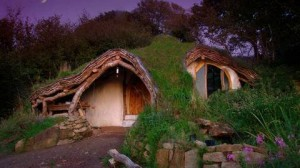Plans for a self sufficient Hobbit village in Stockholm