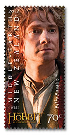 Bilbo Stamp
