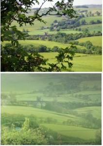 Edlingham Castle-compare