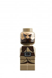 3920_The Hobbit_Dwalin Microfig
