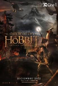 Cine 1 Hobbit Poster