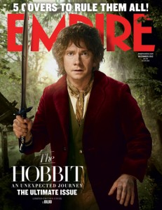 Empire 3D Hobbit Cover - Bilbo
