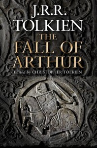 Fall of Arthur Book Cover