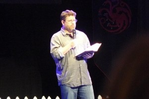Sean Astin at RingCon 2012