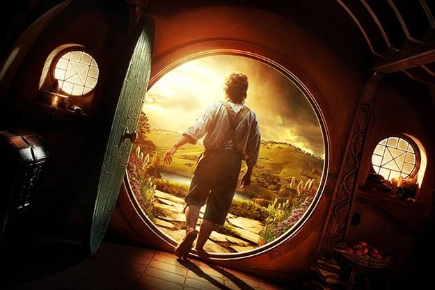 The Hobbit Bag End Door & The Hobbit Bag End Door | Hobbit Movie News and Rumors | TheOneRing.net™