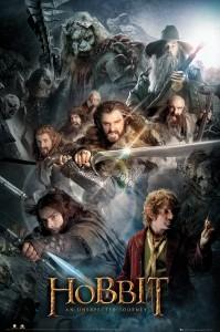 hobbit action poster