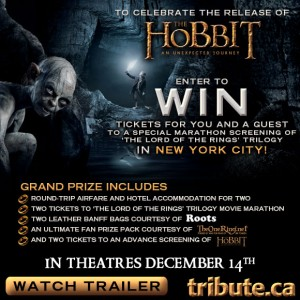 Canadian Ringers - win a trip to NYC!
