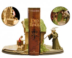 houghton mifflin lord of the rings bookends