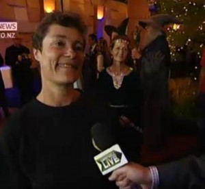 Erica Interview - Premier Party 11.27.12