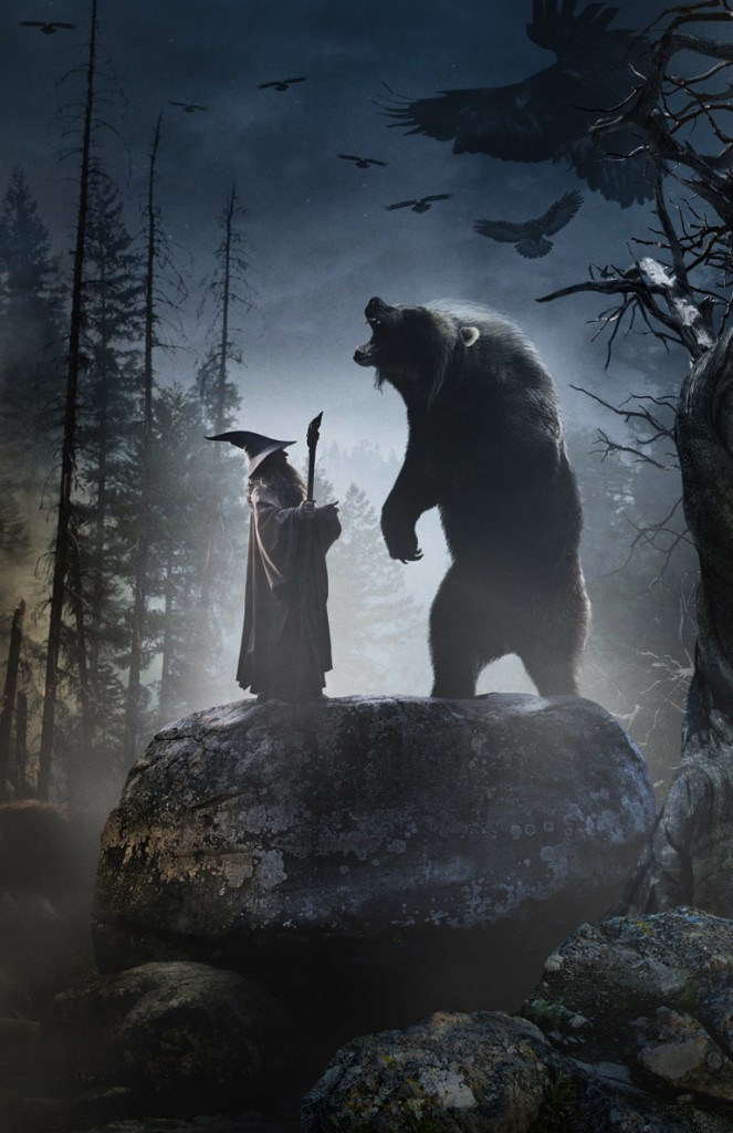 The Company will meet Beorn early in the second film.