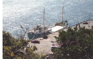 Miramar King Kong ship Oct 2003
