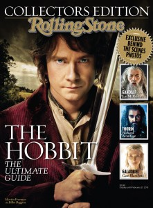 Rolling Stone Hobbit Cover - Collector's Edition