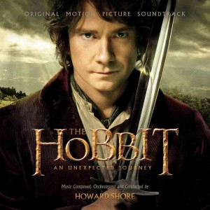 "The Hobbit: An Unexpected Journey"" features music by Howard Shore. Available December 11"