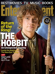 Dec 2012 Entertainment Weekly Cover