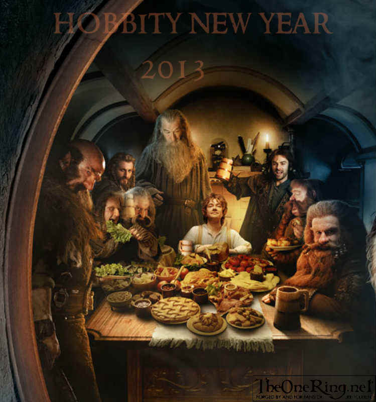 Hobbity New Year 2013