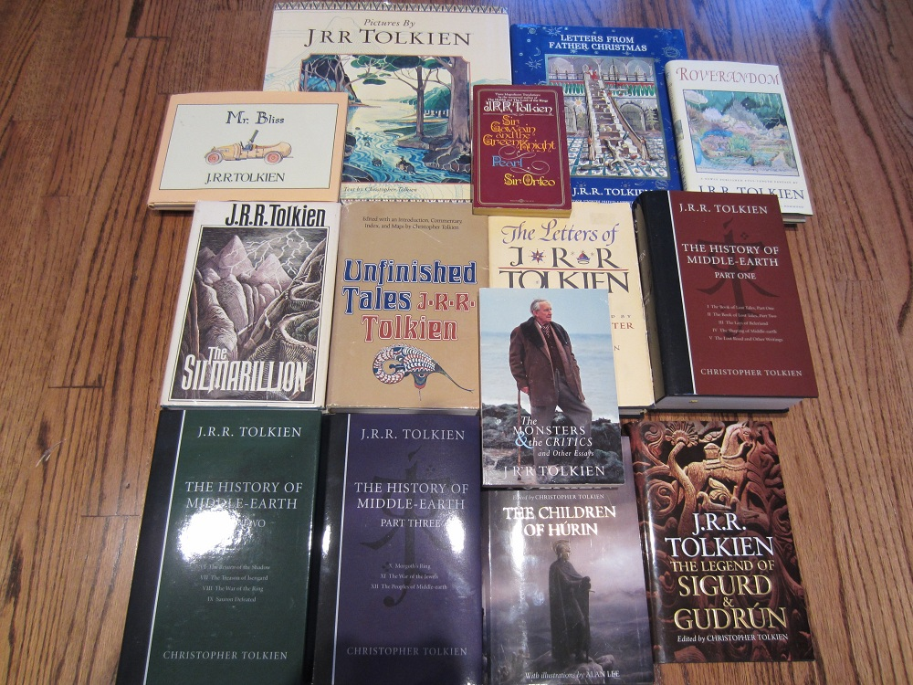 tolkien thesis Tolkien's legendarium: essays on the history of middle earth ed verlyn flieger and carl f hostetter (2000) tolkien studies ed douglas a anderson.