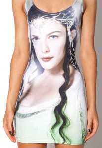 Arwen party dress by BlackMilk Clothing