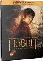 Hobbit Blu-ray cover France