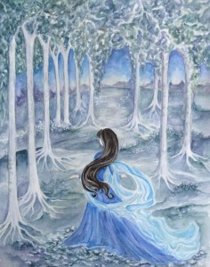 Luthien by Cat Mallard